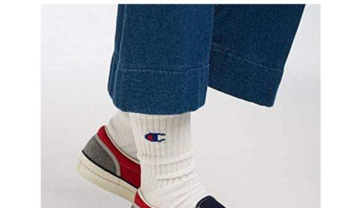 チャンピオン ロングソックス パーフェクトな靴下