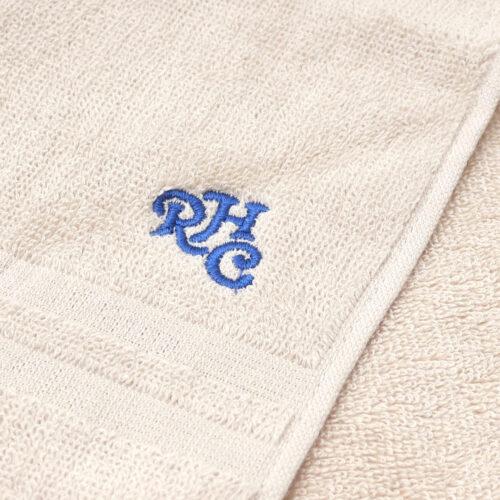ロゴがお洒落なロンハーマンのタオルハンカチ