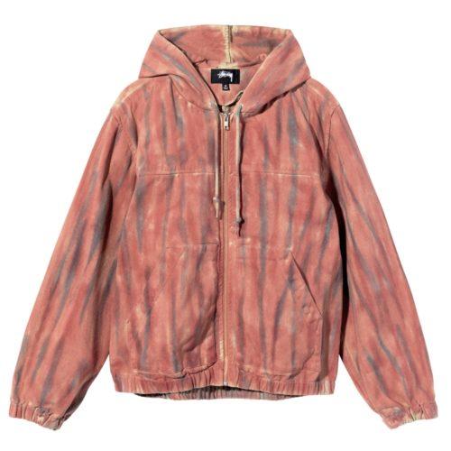 Stussy21SSジャケット
