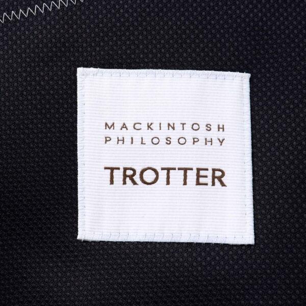 トロッタージャケットのロゴ